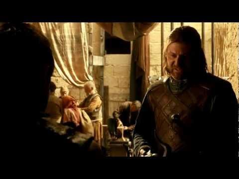 Ned Stark Meets Gendry [HD]
