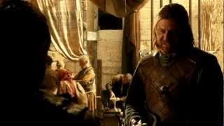 Ned Stark Meets Gendry [HD]