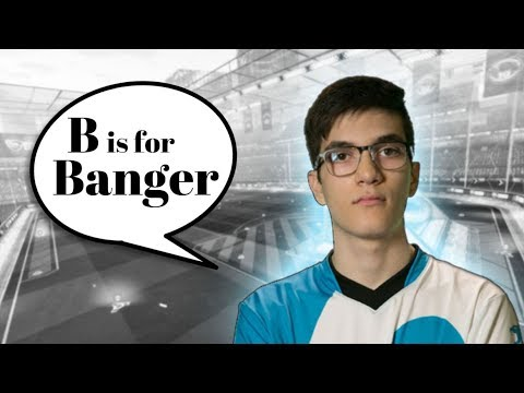 Learn the alphabet with Rocket League players thumbnail