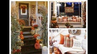 Fall Home Tour Ideas   Shop W/me   Decorate   Diy
