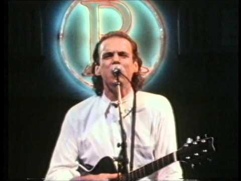 John Hiatt - Alone In The Dark   [Live1987]
