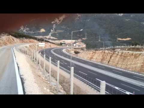 ATLASTRUCKS SCANIA 164(6X2) TRANSPORT FROM IOANNINA TO ATHENS GREECE
