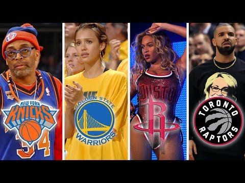 The Biggest Celebrity Fan From All 30 NBA Teams