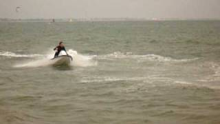 Yamaha Marine Jet 650 Jetski Sitdown Jet ski  on the solent
