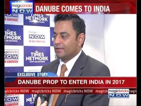 The News – Danube Properties is on its way to India