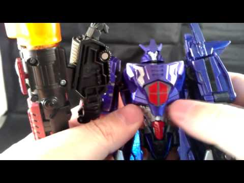 TFW2005 Radicon Spotlight Review: Peagis's Custom CHUG / WFC Emperor Of Destruction Galvatron