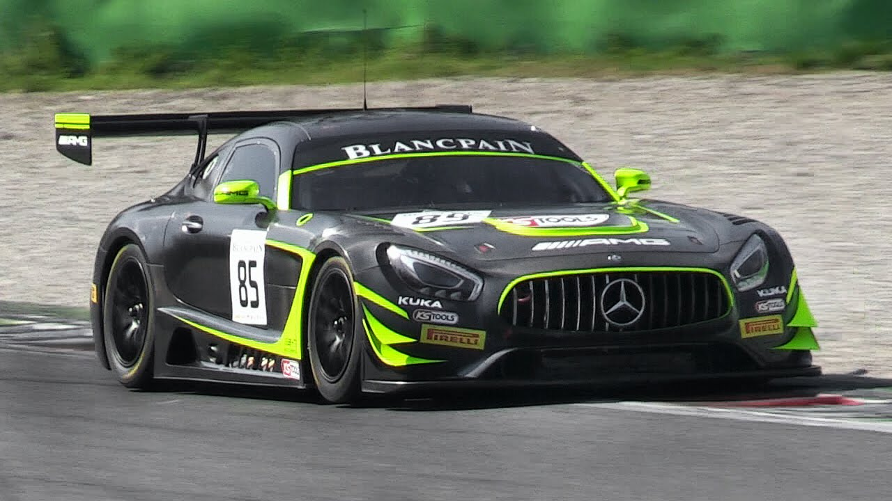 mercedes amg gt3 sound accelerations fly bys downshifts youtube. Black Bedroom Furniture Sets. Home Design Ideas