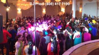 DJ Preet Live at Paradise Palace Fremont July2k14