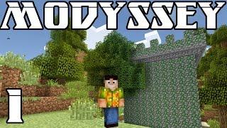 Minecraft Modyssey - New Epic Exploration ModPack!