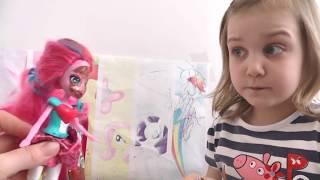 Дружба это чудо 7 сезон Игра пони Видео пони дружба My little Pony the movie
