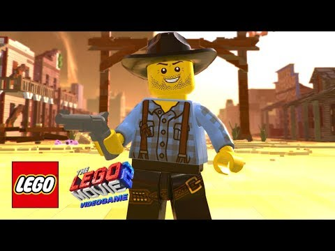 The LEGO Movie 2 Videogame - How To Make Arthur Morgan (Red Dead Redemption 2)