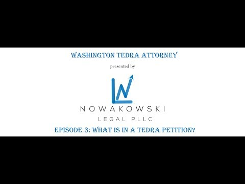 Ep. 3: What Is In a TEDRA Petition - Inheritance Disputes & Estate Litigation   WA TEDRA Attorney