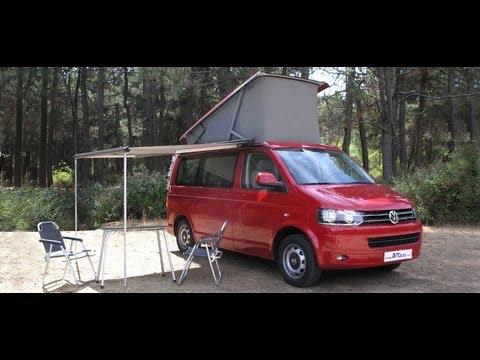 volkswagen california t5 comfortline edition 2 0 tdi 140 cv youtube. Black Bedroom Furniture Sets. Home Design Ideas
