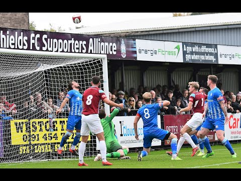 South Shields Basford Goals And Highlights