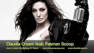 claudia cream feat fatman scoop just a little bit new single hd format