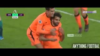 Arsenal vs Liverpool FC 3-3 All Goals  Highlights EPL 201718