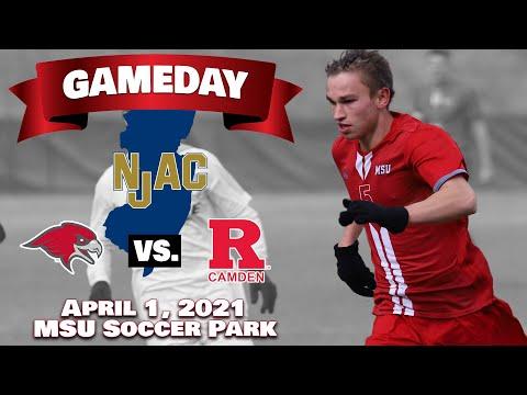 Montclair State Men's Soccer vs. Rutgers-Camden (4/1/2021)