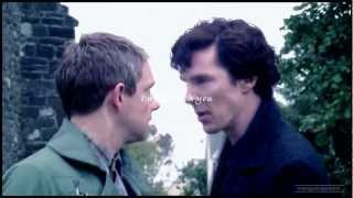 Sherlock & John | I owe you so much