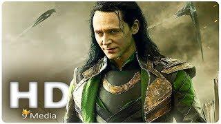 MARVEL's LOKI (2019) Tom Hiddleston, New Superhero Series HD