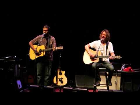 Chris Cornell w/ Bhi Bhiman - Hunger Strike