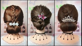 TOP 15  Amazing Hairstyles Compilation 2019 ❤️ Easy Hairstyles Tutorials For Girls ❤️ Part 8 ❤️ HD4K
