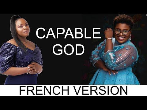 CAPABLE GOD FRENCH VERSION -JUDIKAY EN FRANÇAIS
