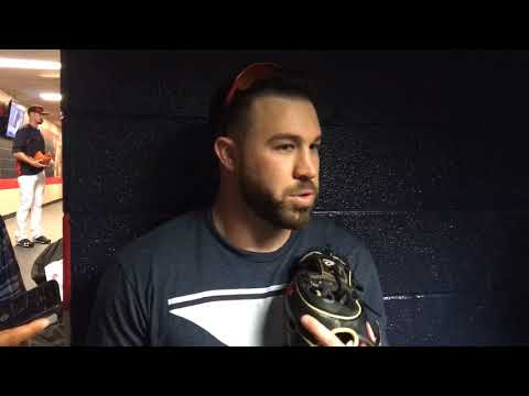 Jason Kipnis believes he still has what it takes to play the outfield