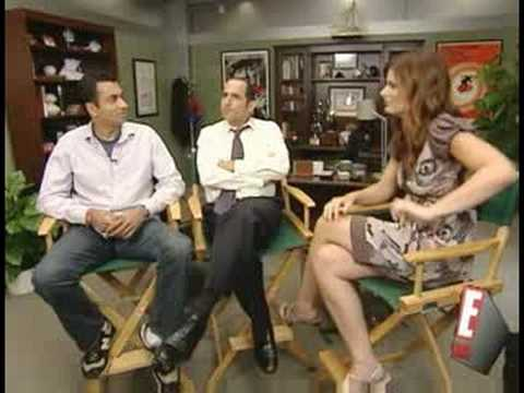 E!Online interview: Kal Penn & Peter Jacobson