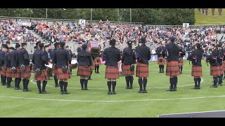 Simon Fraser's debut medley with Alan Bevan at the 2014 Worlds