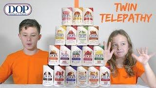 TWIN TELEPATHY DOP CHALLENGE !!