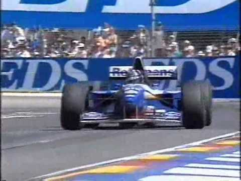 1995 EDS Grand Prix of Australia - Adelaide [Part 9]