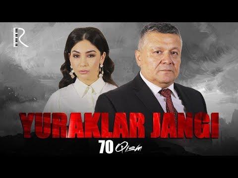 Yuraklar Jangi (o'zbek Serial) | Юраклар жанги (узбек сериал) 70-qism #UydaQoling