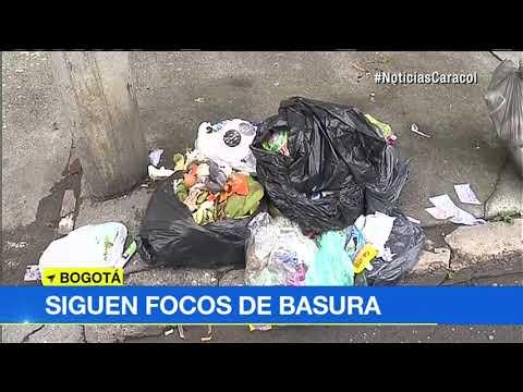 Bogotanos ya no saben ni qué día sacar la basura debido a los problemas en el servicio de aseo
