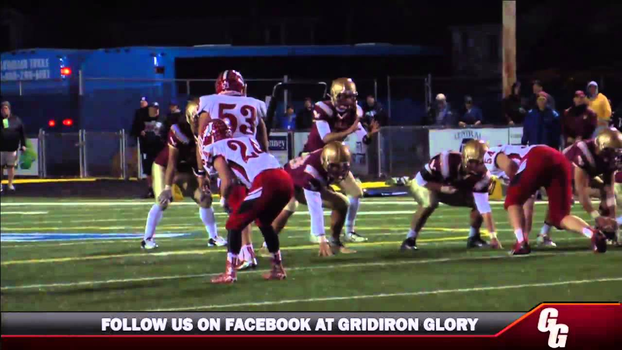Jackson Ironmen Defeat Bishop Watterson In Regional Semi Final Youtube