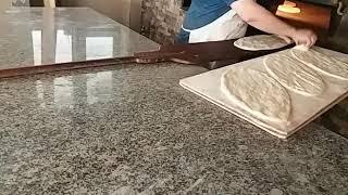 Приготовление лепешек и лаваша