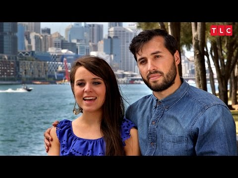 "Jinger and Jeremy Say ""G'Day"" To Australia 