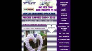 A1 Balloons 2 Go - Event Dressing Wedding packages & Balloons in Glasgow, Scotland, UK