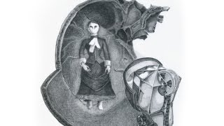 Real Ghost and Spirits - speed drawing [Duchovia - zrýchlená kresba]