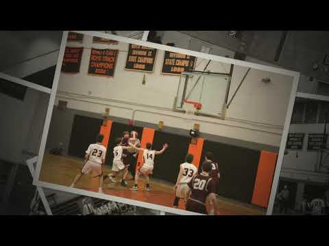 David Prouty High School basketball 2020/LT