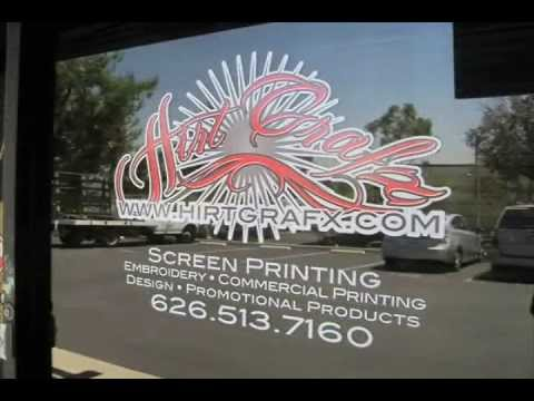 Los Angeles screen printing |  Call for a quote 626-513-7160