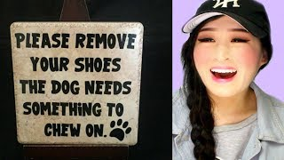 Hilarious Signs Every Dog Owner Needs To See
