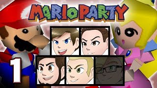 Mario Party: Beta Test - EPISODE 1 - Friends Without Benefits