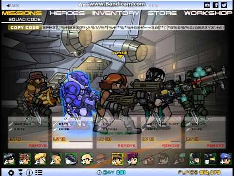 Strike Force Heroes 3: Elemental Play - Insane