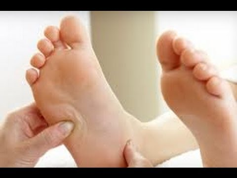 How To Do Self Foot Reflexology