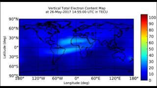 NASA版 TEC Map 20170527 thumbnail