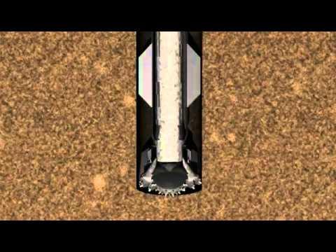 Oil Drill Animation كيفية الحفر عن النفط le forage animé pour cibler le pétrole   YouTube