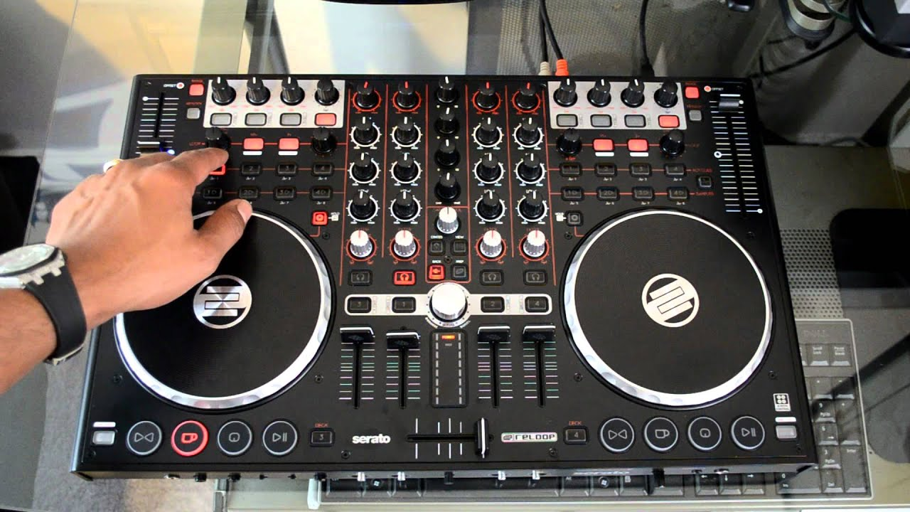TWITCH DJ CONTROLLER REVIEW