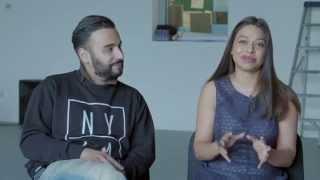 Video Anita And Me - Behind The Scenes With Ameet Chana and Ayesha Dharker download MP3, 3GP, MP4, WEBM, AVI, FLV Januari 2018