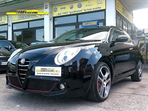 alfa romeo mito 1 4 155cv tb distinctive sport pack youtube. Black Bedroom Furniture Sets. Home Design Ideas