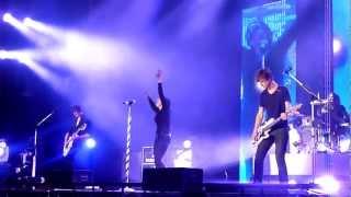 Silbermond - Du Fehlst Hier Live in Dresden 28.07.2012